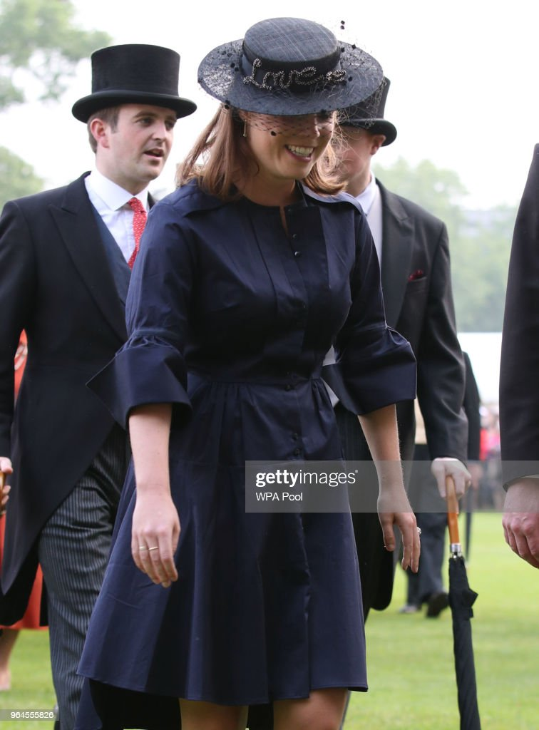 Buckingham Palace Garden Party : News Photo