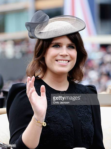 Princess Eugenie attends day one of Royal Ascot at Ascot Racecourse on June 18 2013 in Ascot England