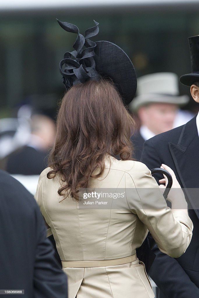 Horse Racing - The Royal Ascot Meeting 2011 - Day Four - Ascot Racecourse : News Photo