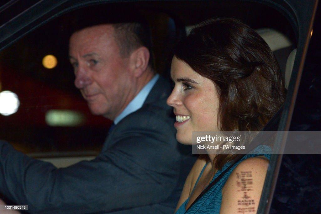 Prince of Wales' 70th birthday : News Photo