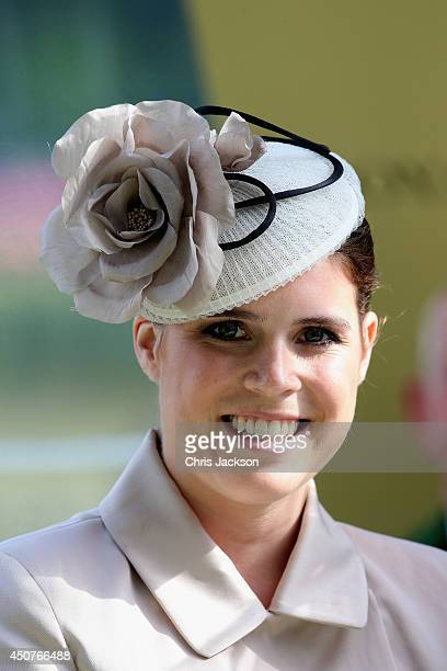 Princess Eugenie of attends day one of Royal Ascot at Ascot Racecourse on June 17, 2014 in Ascot, England.