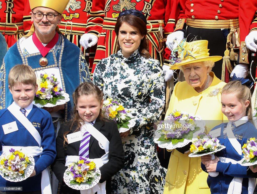 Royal Maundy Service : News Photo