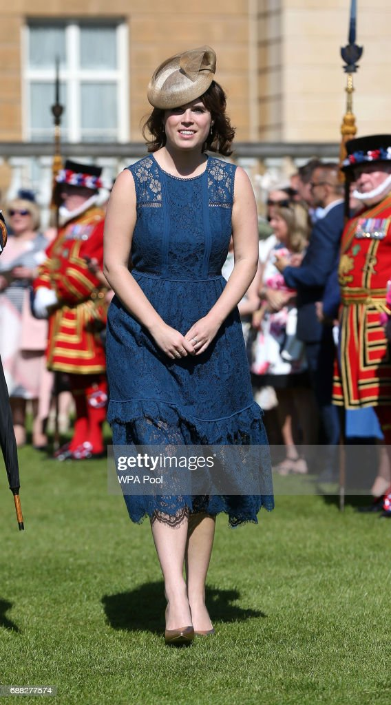 Royal Society for the Prevention of Accidents Centenary Garden Party Hosted At Buckingham Palace : News Photo