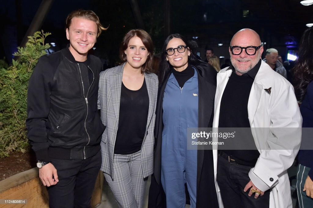 Hauser & Wirth Los Angeles Opening of Annie Leibovitz and Piero Manzoni and Musical Performance by Patti Smith : News Photo