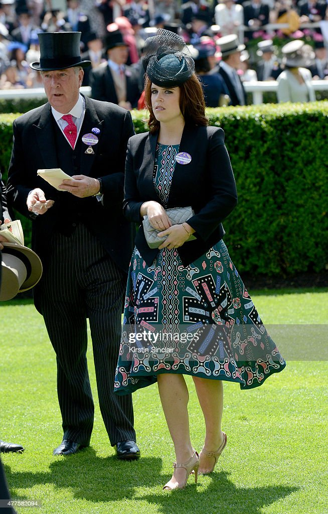 Royal Ascot 2015 - Day 3 : News Photo