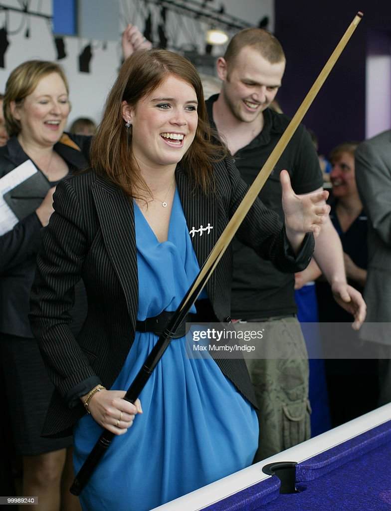 Royal Opening Of The TCT Unit At The Great North Children's Hospital : News Photo