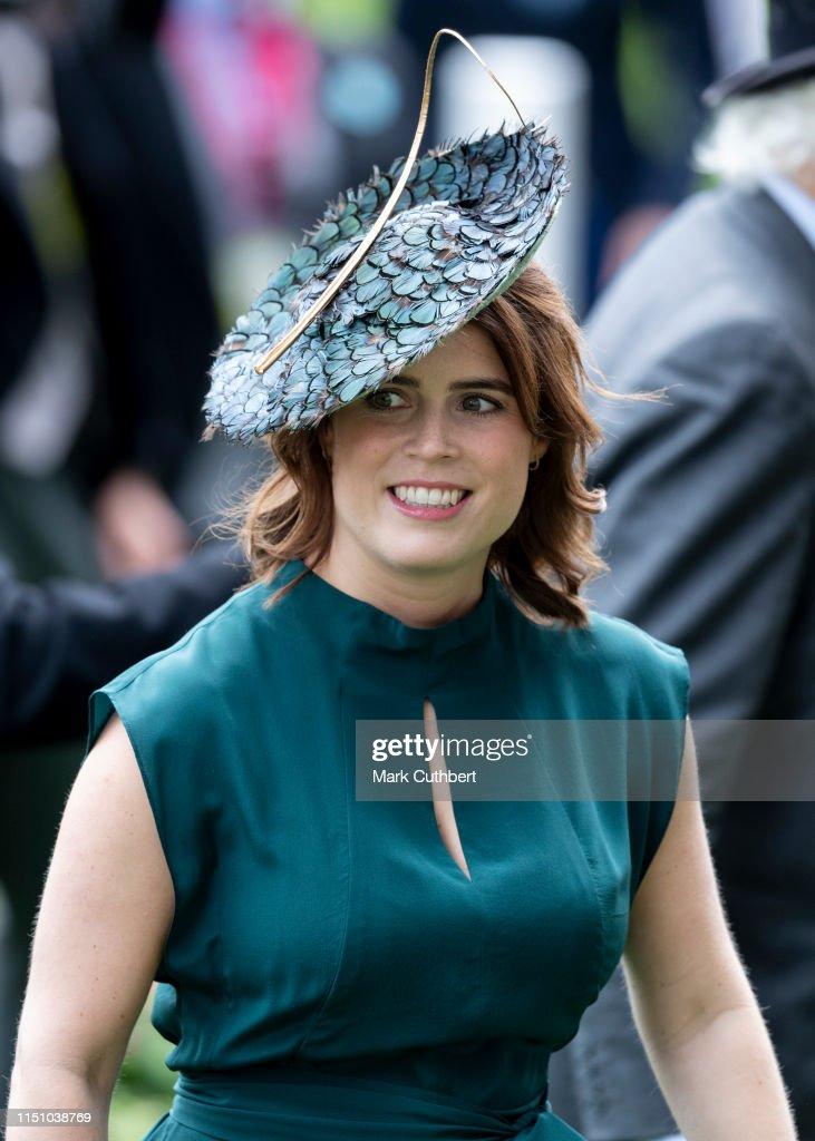 Royal Ascot 2019 - Day Three: Ladies Day : News Photo