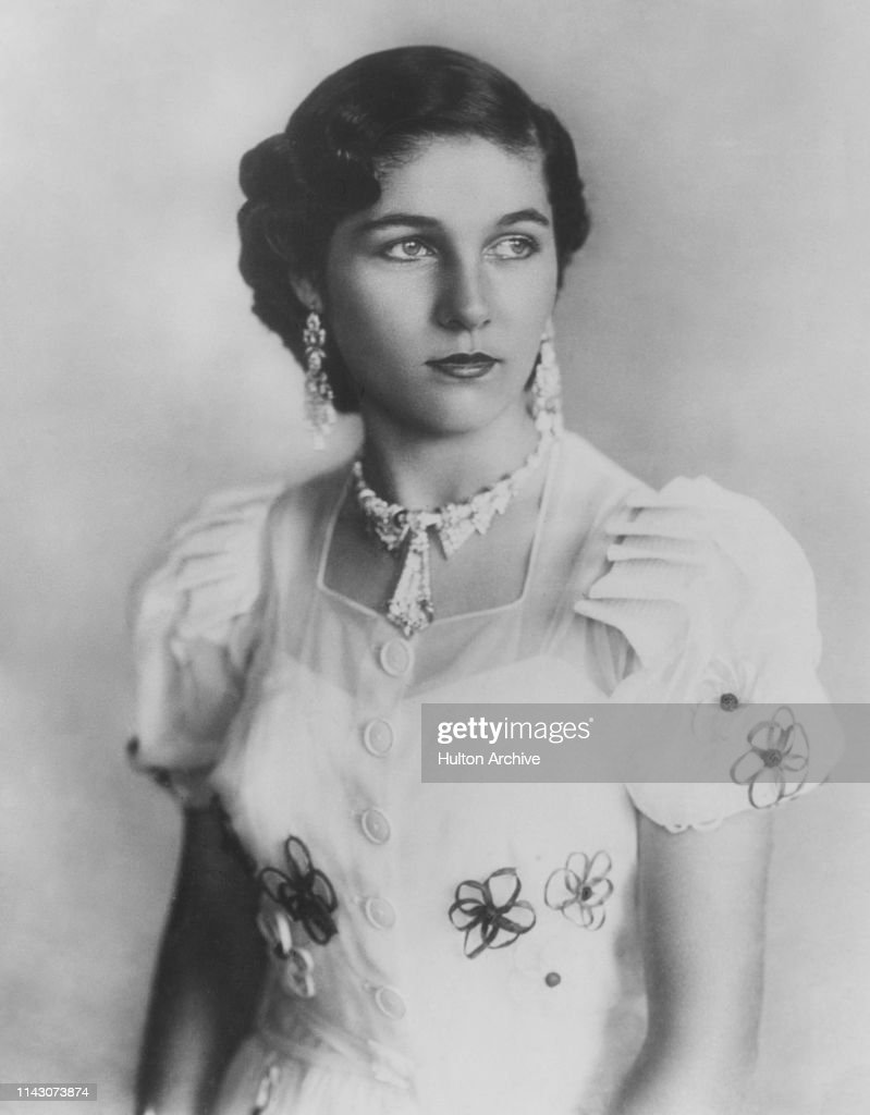 Princess Fawzia of Egypt : ニュース写真
