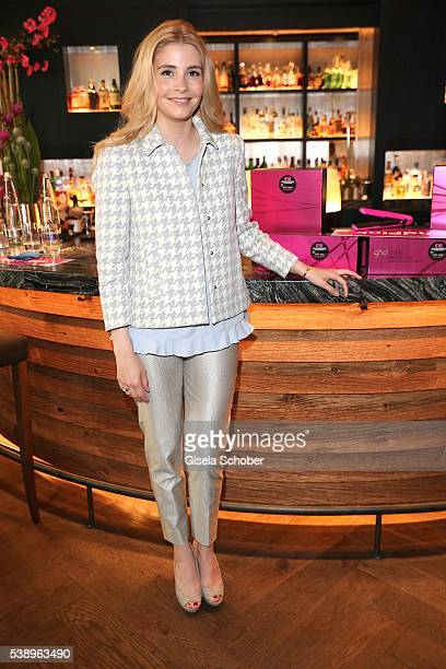 Princess Franziska zu SaynWittgensteinBerleburg during the ghd and DKMS Live Charity Event In Munich on June 8 2016 in Munich Germany