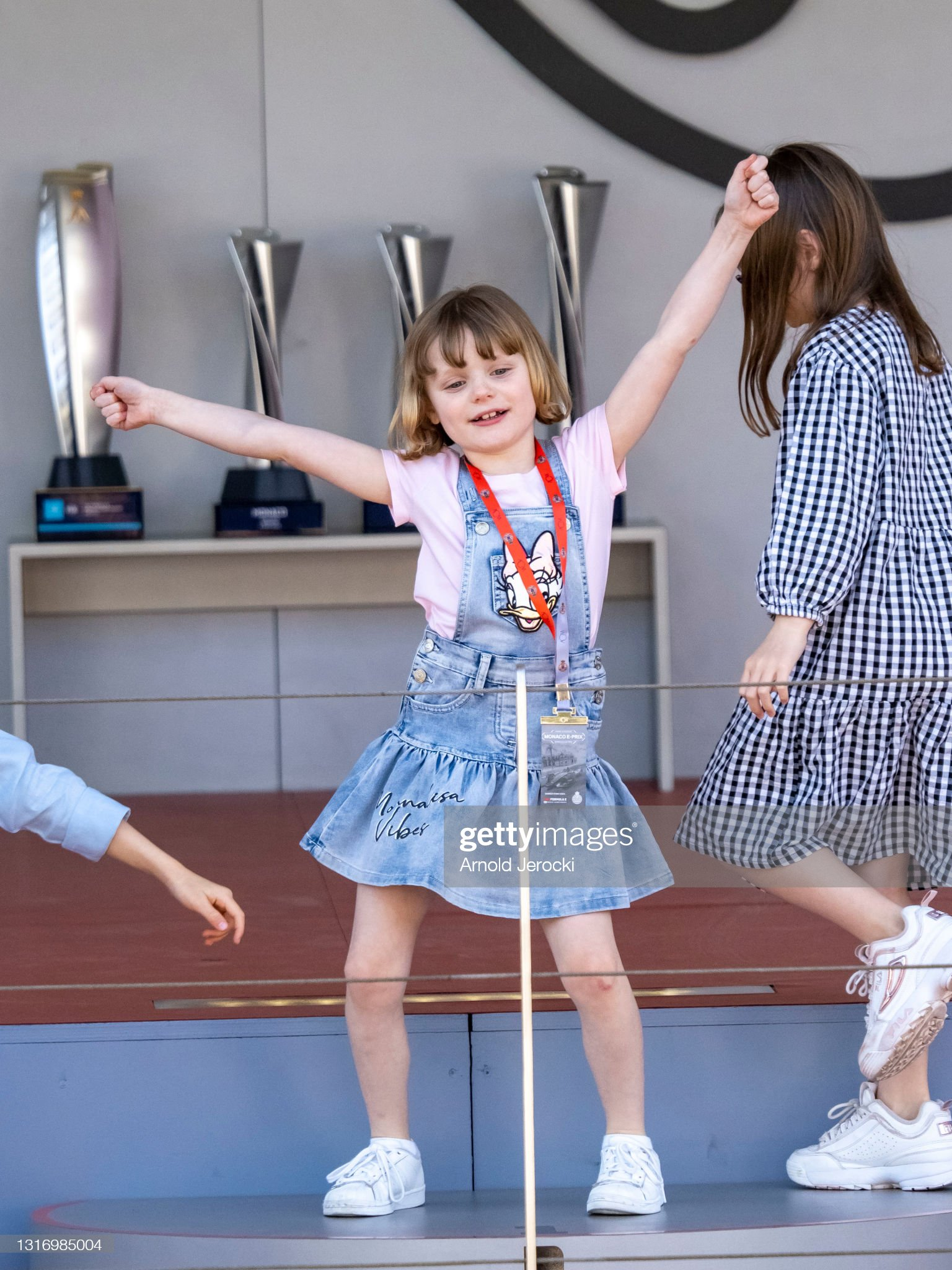 princess-gabriela-and-kaia-rose-wittstock-attends-the-abb-fia-formula-picture-id1316985004