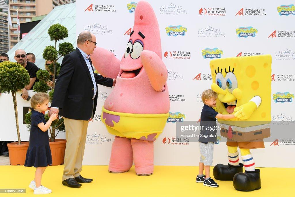59th Monte Carlo TV Festival : Day Three : ニュース写真