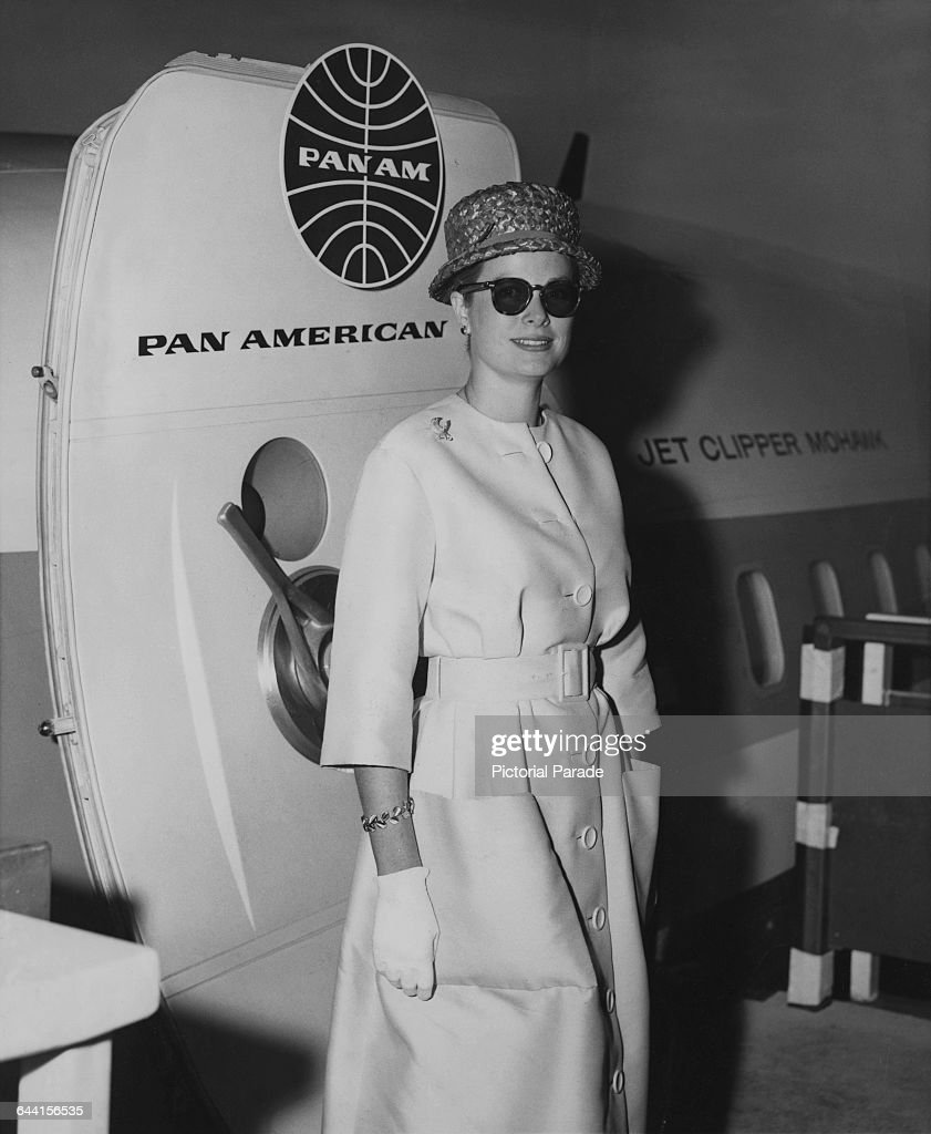 Princess Grace Of Monaco : News Photo