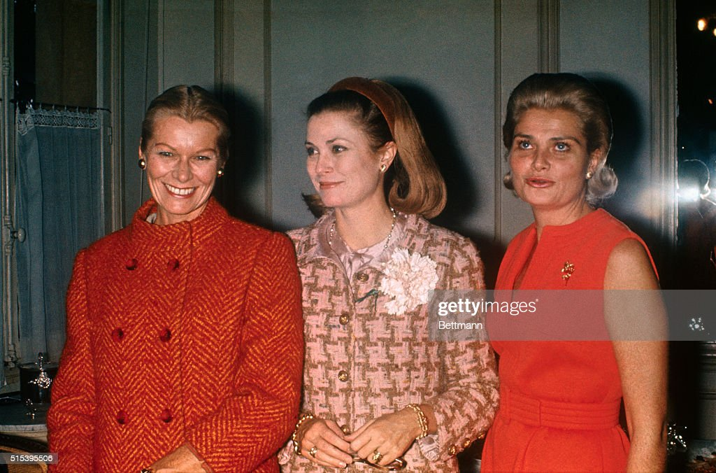 Princess Grace and Her Sisters : News Photo