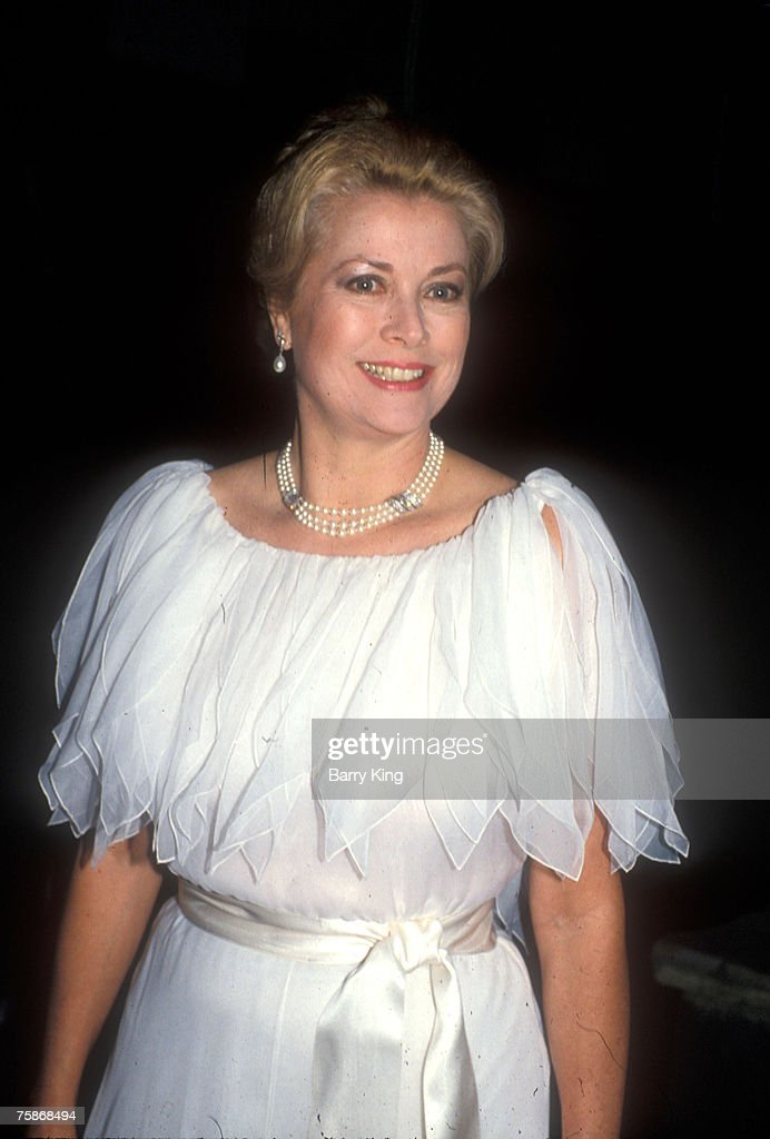Princess Grace of Monaco -  File Photos : News Photo