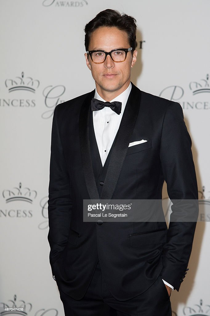 Princess Grace Statue Award Recipient Cary Fukunaga attends the 2015 Princess Grace Awards Gala With Presenting Sponsor Christian Dior Couture at Monaco Palace on September 5, 2015 in Monte-Carlo, Monaco.