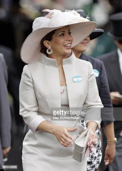 HRH Princess Haya Bint Al Hussein of Jordan attends Ladies ... |Jordanian Princess Haya Bint Al Hussein