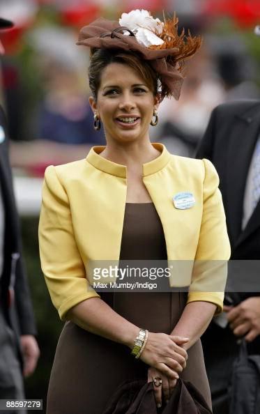 Dubai's Princess Haya flees UAE with money, kids: Reports ... |Jordanian Princess Haya Bint Al Hussein