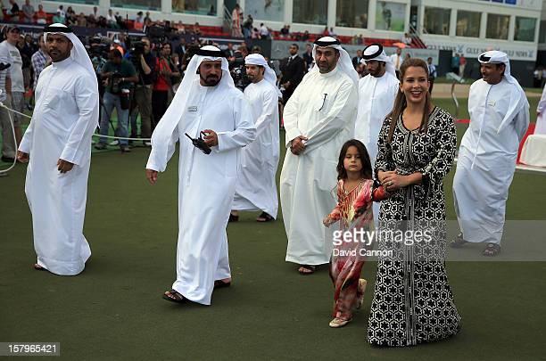 Princess Haya Bint Al Hussein wife of HH Sheikh Mohammed Bin Rashid Al Maktoum Vice President and Prime Minister of the UAE and Ruler of Dubai and...