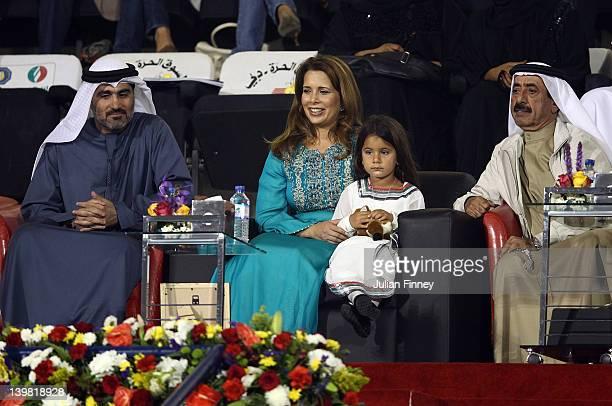 Princess Haya Bint Al Hussein, wife of His Highness Sheikh Mohammed Bin Rashid Al Maktoum, Vice President and Prime Minister of the UAE, Ruler of...