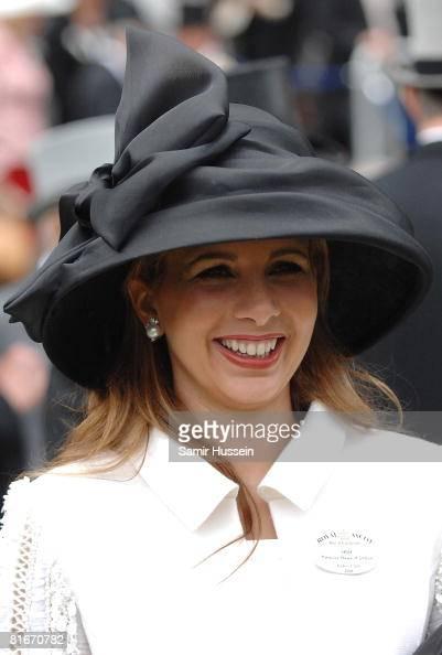 Princess Haya Bint Al-Hussein of Jordan Attends the GOLF ... |Jordanian Princess Haya Bint Al Hussein