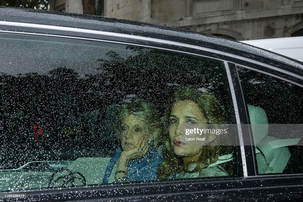 Princess Haya Family Court Hearing Continues In London : News Photo