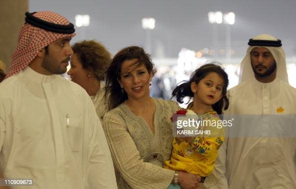 Princess Haya Bint Al Hussein Daughter Haya Bint Hussein Celebrity