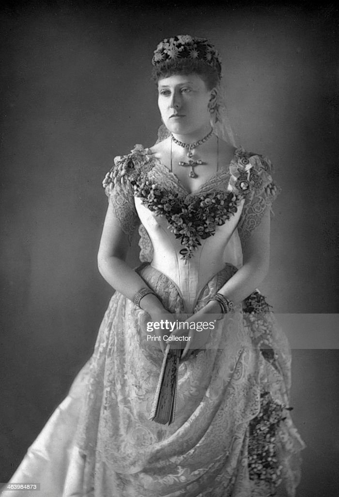 Princess Henry of Battenberg (1857-1944), 1893.Artist: W&D Downey : News Photo