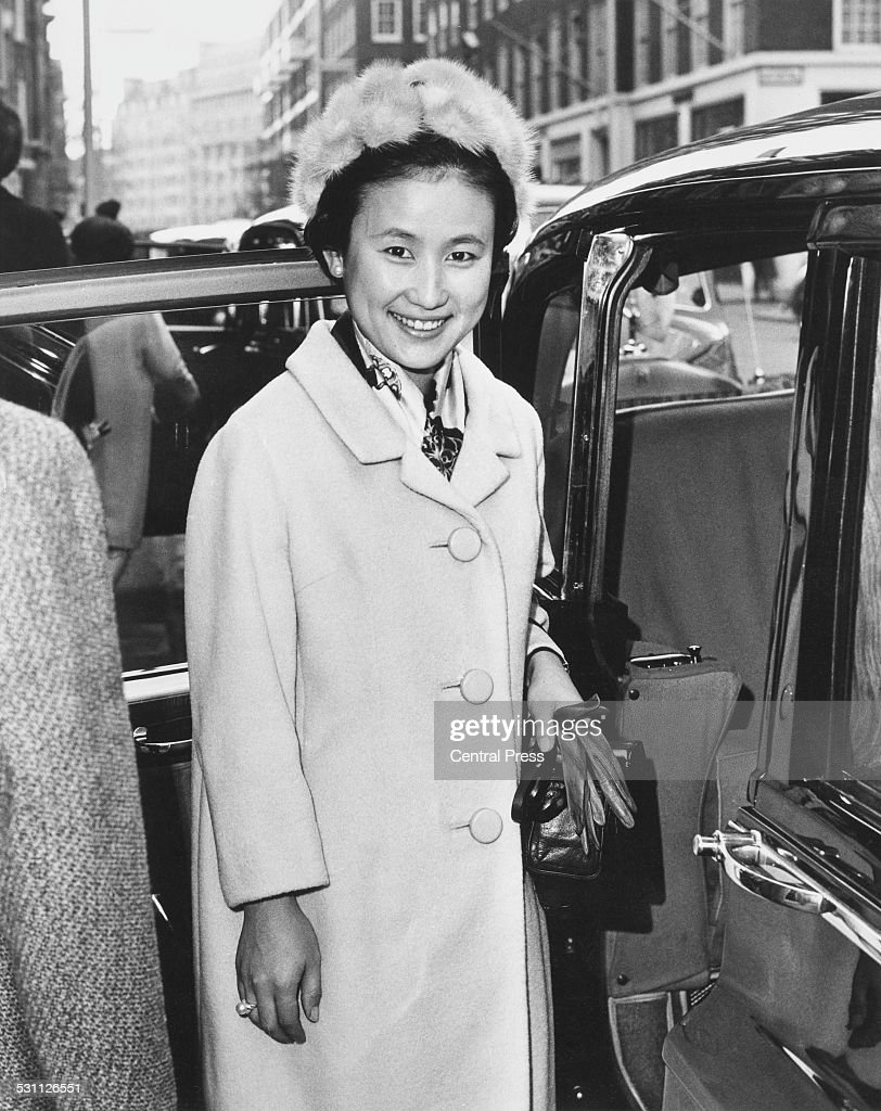 Princess Hitachi In London : News Photo
