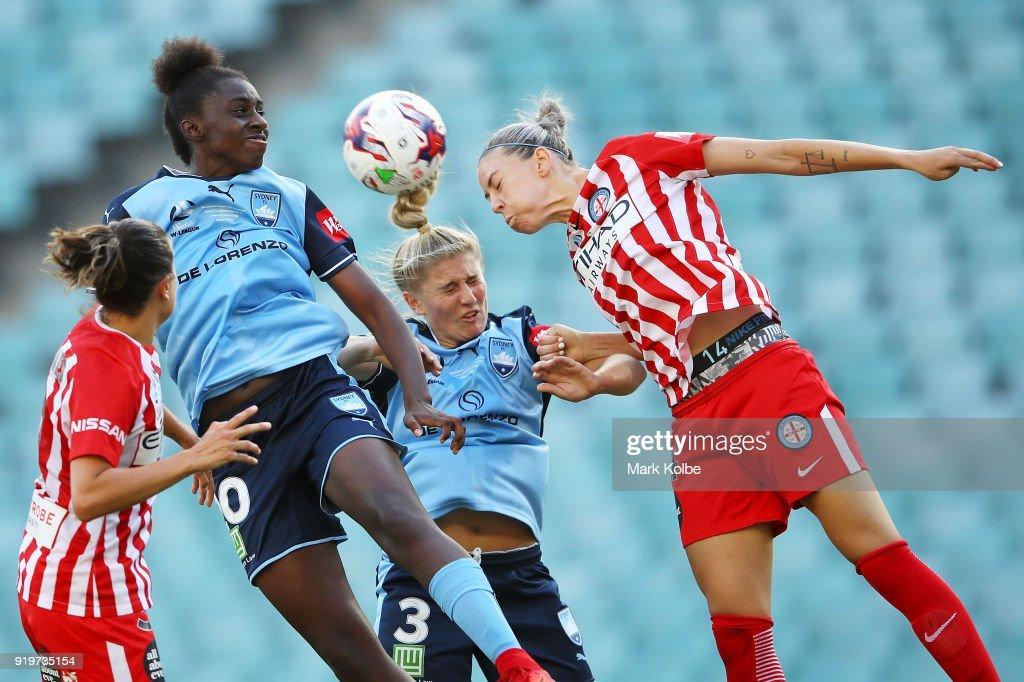 W-League Grand Final - Sydney v Melbourne : News Photo