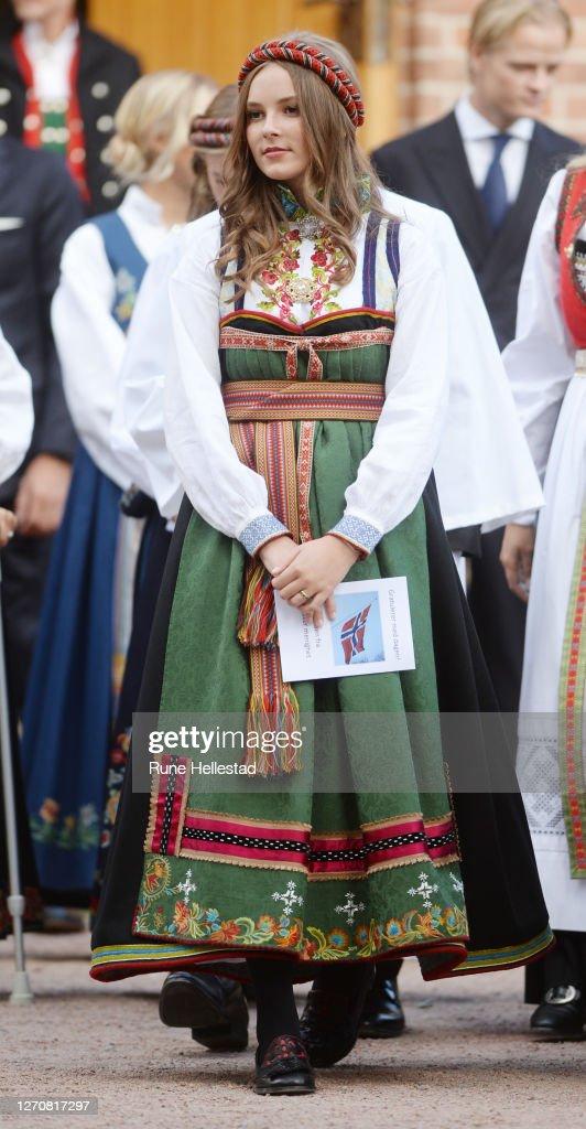 Prince Sverre Magnus Confirmation : News Photo