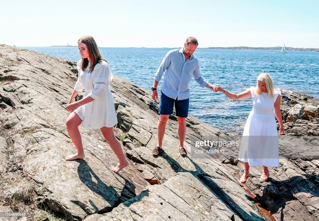 NORWAY-ROYALS : News Photo