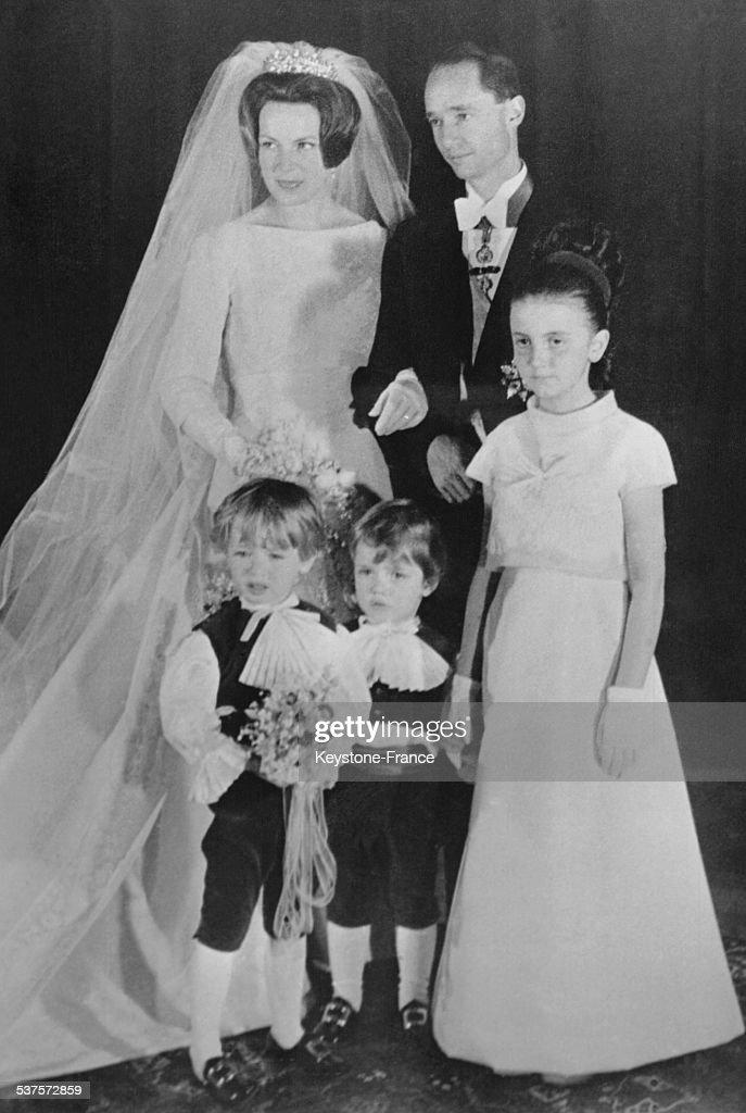 Wedding Of Princess Irene : News Photo