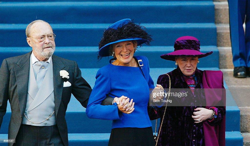 Royal Wedding in Holland : Nieuwsfoto's
