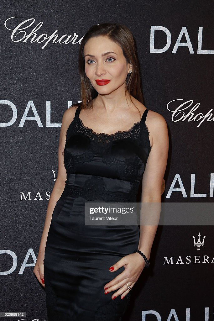 """Dalida"" Paris Premiere At L'Olympia in Paris"