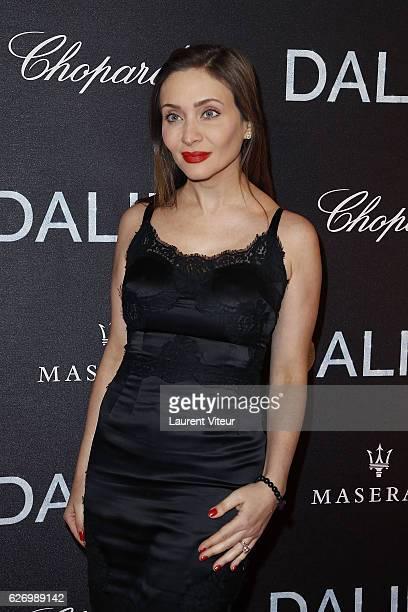 Princess Isabella Orsini attends 'Dalida' Paris Premiere at L'Olympia on November 30 2016 in Paris France