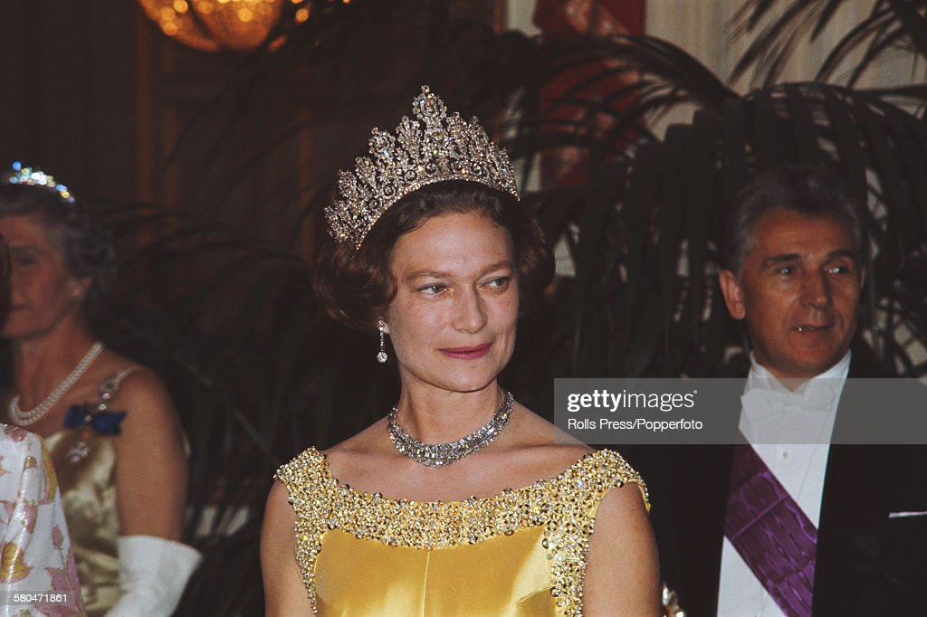 Princess Josephine Charlotte Of Belgium : News Photo