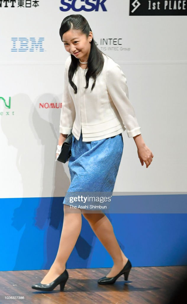CASA IMPERIAL DE JAPÓN - Página 25 Princess-kako-of-akishino-attends-the-international-olympiad-in-at-picture-id1026327386