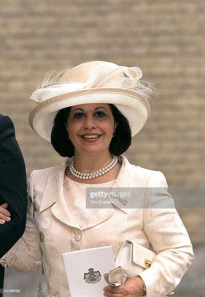 Princess Katherine Of Yugoslavia : News Photo