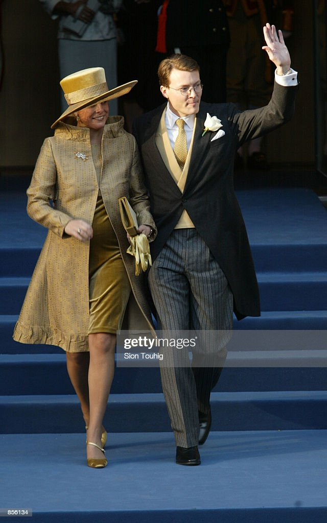 Royal Wedding in Holland : News Photo