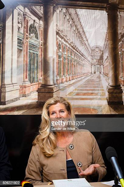 Princess Lea widow of late Prince Alexander of Belgium announced that the Prince Alexander price for Literature will be held every year in...