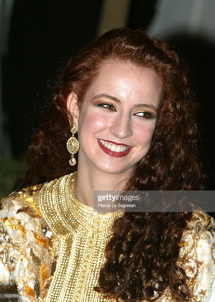 Marrakech International Film Festival 2002. : News Photo