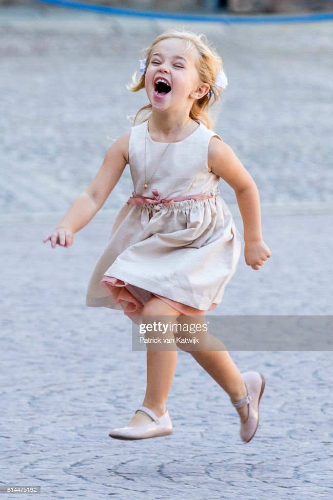 Princess Leonore of Sweden Turns 4