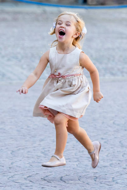 SWE: February 20th: Princess Leonore of Sweden turns 6