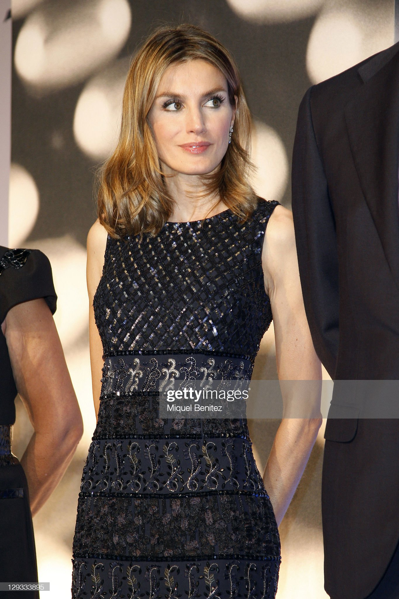 Вечерние наряды Королевы Летиции Planeta Awards 2011 : News Photo