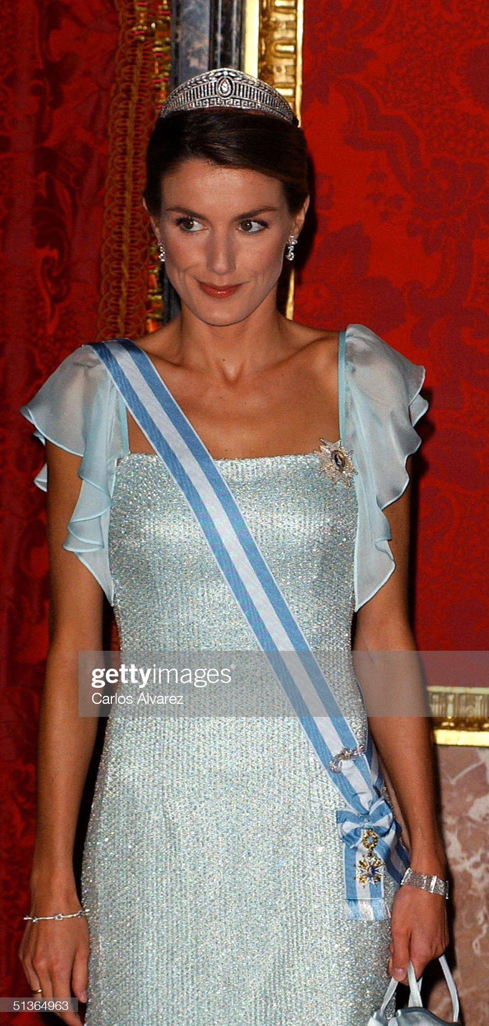 Spanish Royals Host Gala Dinner For Vaclav Klaus : News Photo