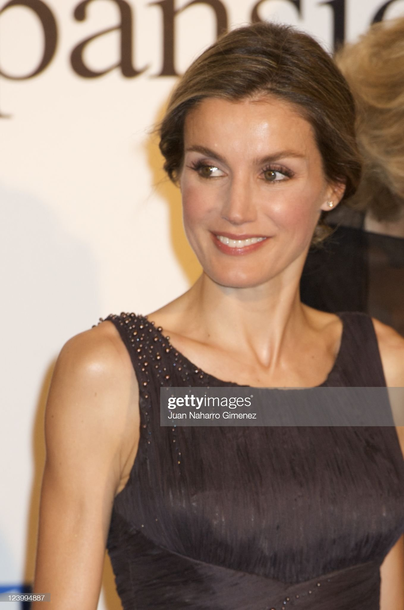 Prince Felipe and Princess Letizia Attend the XXV Anniversary of 'Expansion' Newspaper : News Photo