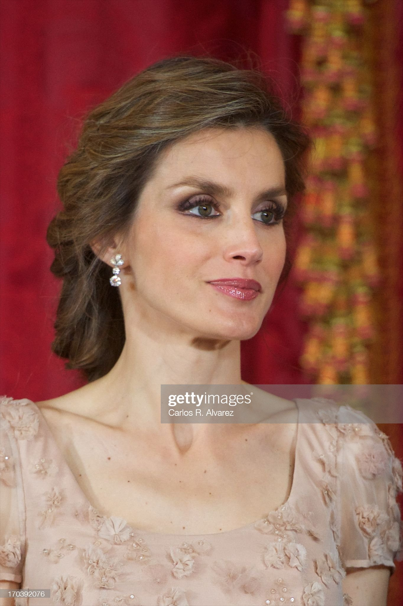 Spanish Royals and Japanese Crown Prince Naruhito Attend Dinner Gala : News Photo
