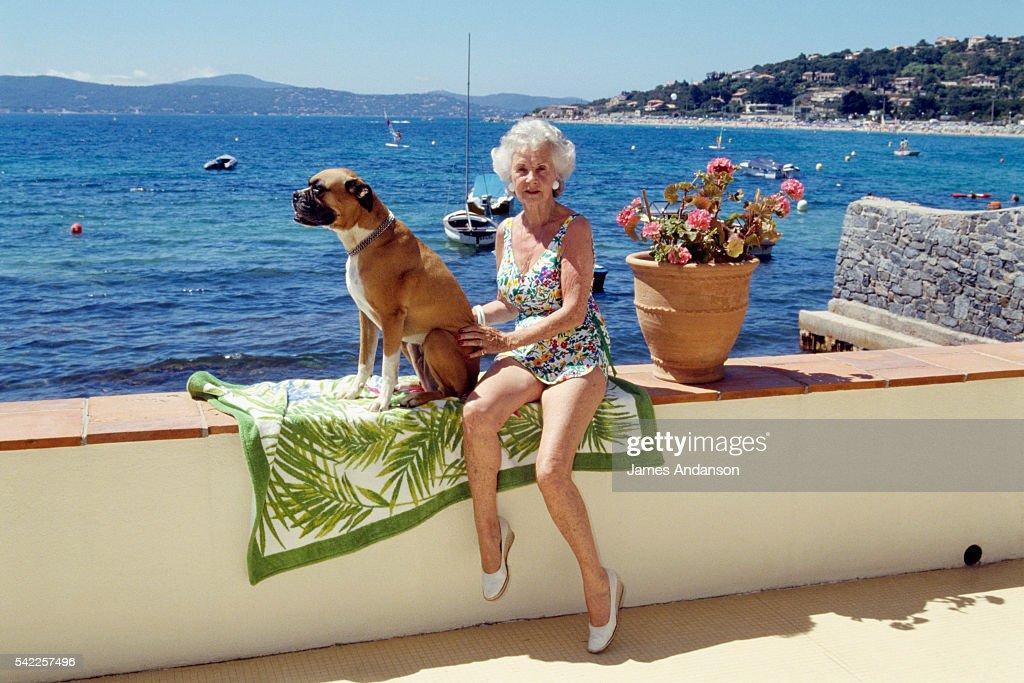 Princess Lilian of Sweden : Fotografía de noticias