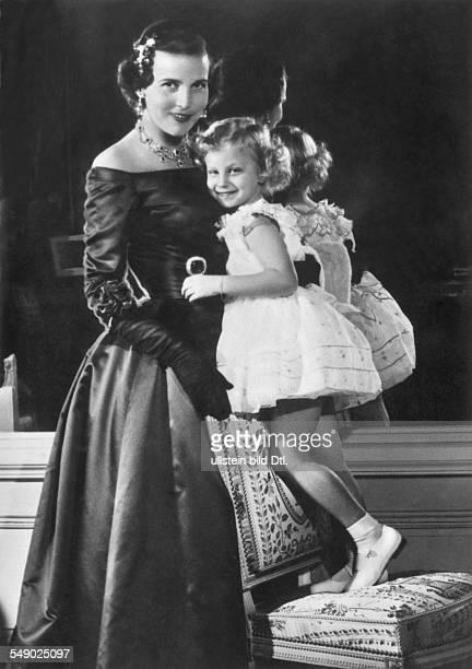 Princess Liliane de Rethy of Belgium 2nd wife of Leopold III of Belgium