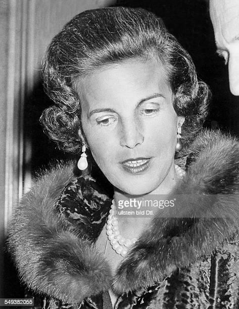 Princess Liliane de Rethy of Belgium Princess Liliane de Rethy of Belgium 2nd wife of Leopold III of Belgium